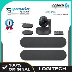 Harga logitech rally plus system conference ultra hd webcam | HARGALOKA.COM