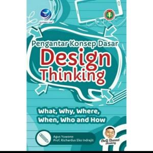 Harga buku pengantar konsep dasar desaign thinking andi | HARGALOKA.COM