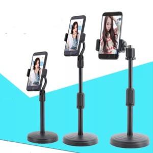 Harga tripod stand phone holder hp selfie camera video vlog foto | HARGALOKA.COM
