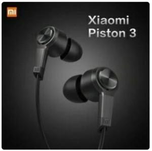 Harga headset xiaomi piston 3 mi in ear original eearphone xiaomi piston | HARGALOKA.COM