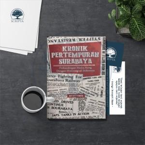 Harga buku kronik pertempuran surabaya media asing dan   HARGALOKA.COM