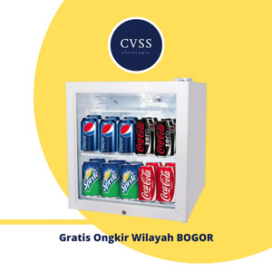 Harga showcase gea expo 50 display cooler | HARGALOKA.COM