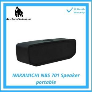 Harga nakamichi nbs 701 speaker bluetooth portable     HARGALOKA.COM