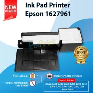 Harga ink pads epson l110 l120 l210 l220 l300 l350 l355 l360 new original   ink pad | HARGALOKA.COM