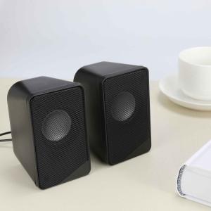 Harga t wolf s2 usb mini speaker portable for pc laptop mobile phone | HARGALOKA.COM