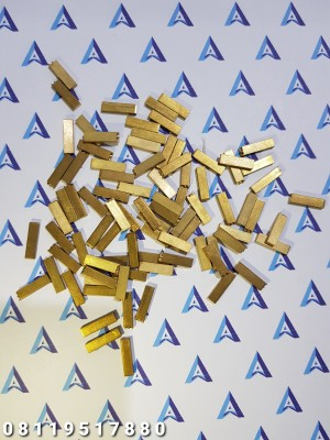 Harga karakter angka huruf kuningan mesin coding expired | HARGALOKA.COM
