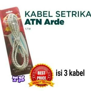 Harga kabel strika kabel 3maspion sekai philips kabel gosokan kabel | HARGALOKA.COM