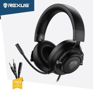 Harga rexus thundervox stream hx25   gaming | HARGALOKA.COM