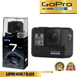 Harga gopro hero 7 black kamera go pro hero7 underwater   HARGALOKA.COM