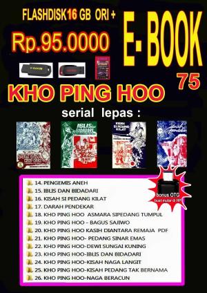 Harga flashdisk memorycard ori 16gb isi ebook buku cerita silat hobi baca   HARGALOKA.COM