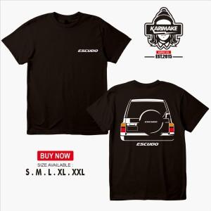 Harga kaos mobil suzuki escudo jlx rear kaos otomotif | HARGALOKA.COM