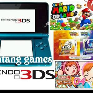 Harga nintendo 3ds mc 16gb full game   mesin | HARGALOKA.COM