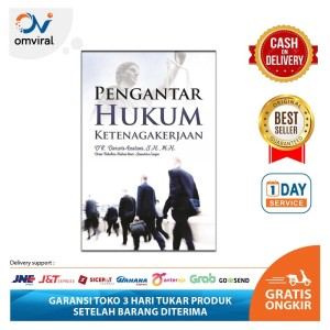 Harga buku pengantar hukum ketenagakerjaan penerbit   HARGALOKA.COM