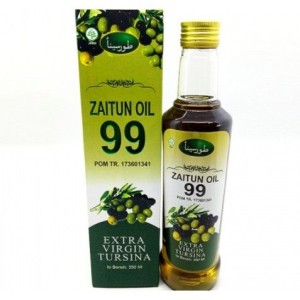 Harga minyak zaitun tursina 99 olive oil untuk wajah rambut kulit | HARGALOKA.COM