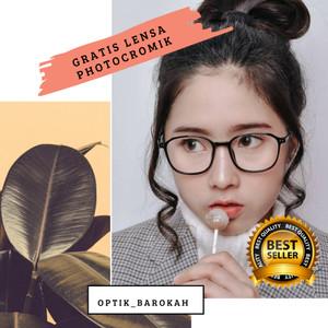 Harga kacamata minus 2127 free photocromik lens minus plus | HARGALOKA.COM