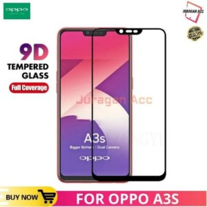 Harga tempered glass oppo a3s 5d 9d all model sama full screen anti | HARGALOKA.COM
