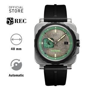Harga jam tangan rec watches rnr beachrunner automatic steel green   HARGALOKA.COM
