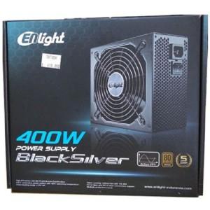 Harga power supply enlight black silver 400 watt 80 | HARGALOKA.COM