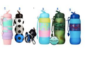 Harga smiggle silicone bottle botol minum anak 100 original ice | HARGALOKA.COM