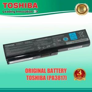 Harga baterai toshiba satellite original c600 c640 l740 l745 pa3817u | HARGALOKA.COM