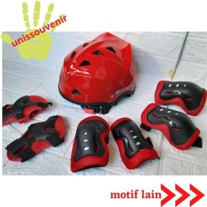 Harga helm sepeda anak helm sepatu roda inline skateboard warna | HARGALOKA.COM