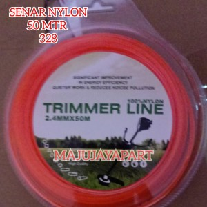 Harga senar nylon mesin potong rumput 328 50 | HARGALOKA.COM