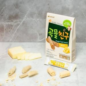 Harga ivenet grain friend biscuit snack bayi 40 gr 9 bulan   | HARGALOKA.COM