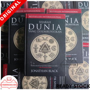 Harga original   sejarah dunia yang disembunyikan hard cover  jonathan | HARGALOKA.COM