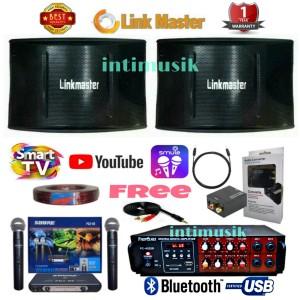 Harga paket sound system karaoke linkmaster 10 inch premium 3 | HARGALOKA.COM