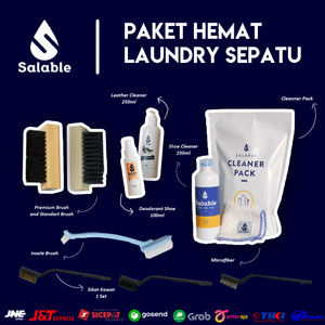 Harga paket usaha laundry sepatu dari salable murah dan | HARGALOKA.COM
