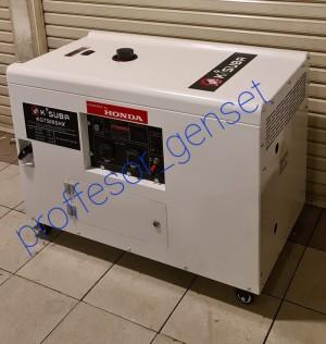 Harga genset 5000 watt by honda full silent kg 7500 shx 7 | HARGALOKA.COM