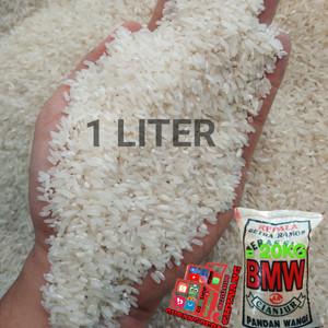 Harga beras super slyp cap bmw cianjur 1 liter | HARGALOKA.COM