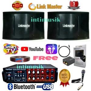 Harga paket sound system karaoke linkmaster 10 inch premium 4 | HARGALOKA.COM