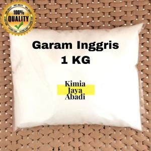 Harga garam inggris epsom salt magnesium sulfate mgso4 1 | HARGALOKA.COM