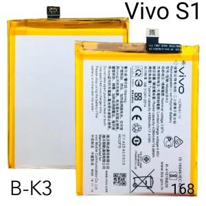 Harga baterai batere vivo s1 batre vivo b k3 bk3 | HARGALOKA.COM