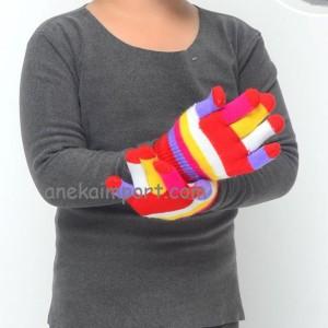 Harga sarung tangan musim dingin anak 3 7th gloves winter baju musim | HARGALOKA.COM