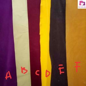 Harga kain bludru beludru meteran lb 150cm per 50cm   | HARGALOKA.COM