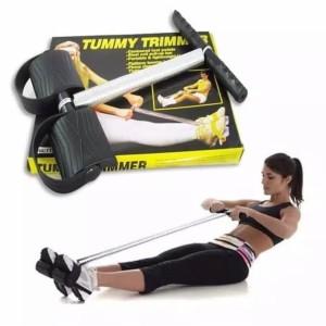 Harga tummy trimmer body trimmer alat fitnes alat olahraga pembakar | HARGALOKA.COM