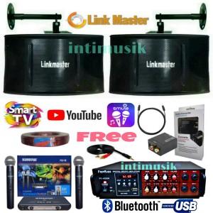 Harga paket sound system karaoke linkmaster 10 inch premium 1 | HARGALOKA.COM