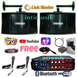 Harga paket sound system karaoke linkmaster 10 inch premium 2 | HARGALOKA.COM