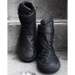 Harga sneakers boots motor cross pria premium quality limited     HARGALOKA.COM