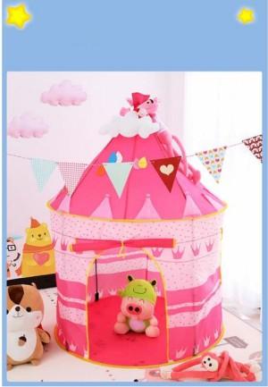Harga tenda bermain ruangan anak import bahan polyster anak   | HARGALOKA.COM