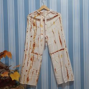 Harga celana kulot lilit bali tie dye   mt 04 | HARGALOKA.COM