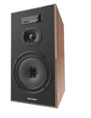 Harga sharp speaker aktif cbox b655ubo cbox 655ubo   tanpa | HARGALOKA.COM