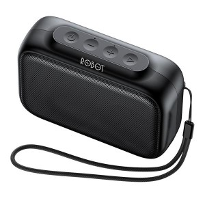 Harga robot rb100 bluetooth speaker rich bass amp easily | HARGALOKA.COM