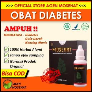 Harga mosehat obat herbal diabetes kencing manis gula darah | HARGALOKA.COM