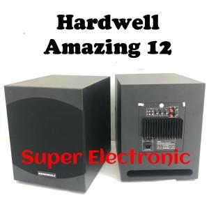 Harga subwoofer aktif 12 inch hardwell amazing 12 high quality | HARGALOKA.COM