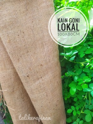Harga kain bahan goni lokal per | HARGALOKA.COM