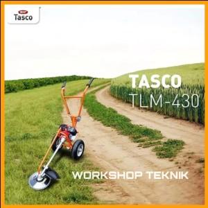 Harga mesin potong rumput dorong tasco tlm430 lawn mower model | HARGALOKA.COM