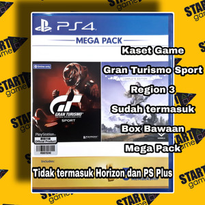 Harga kaset game gran turismo sport ps4 mega pack | HARGALOKA.COM